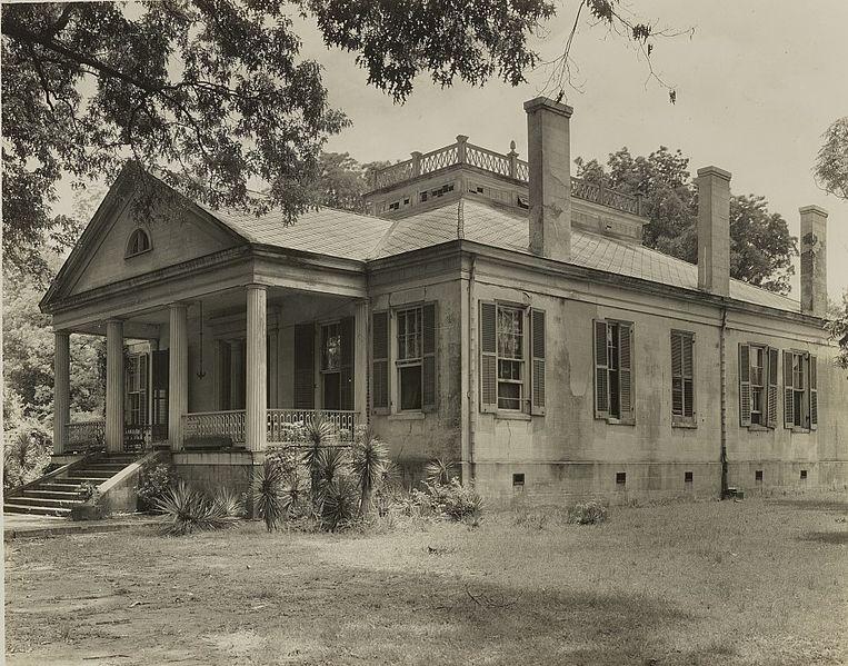 Landsdowne House Building Layout