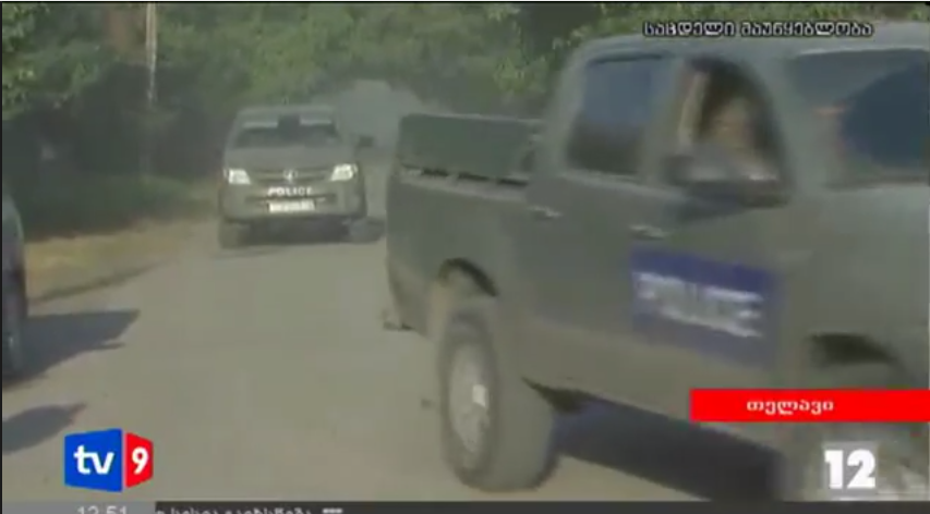 Lapanquri Operation. TV9, 2012.