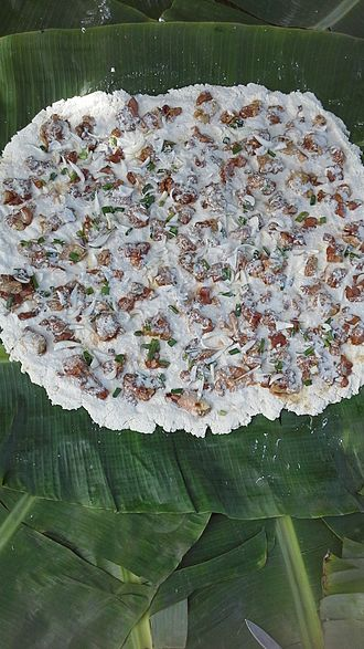 Cuisine of Vanuatu - Lap lap
