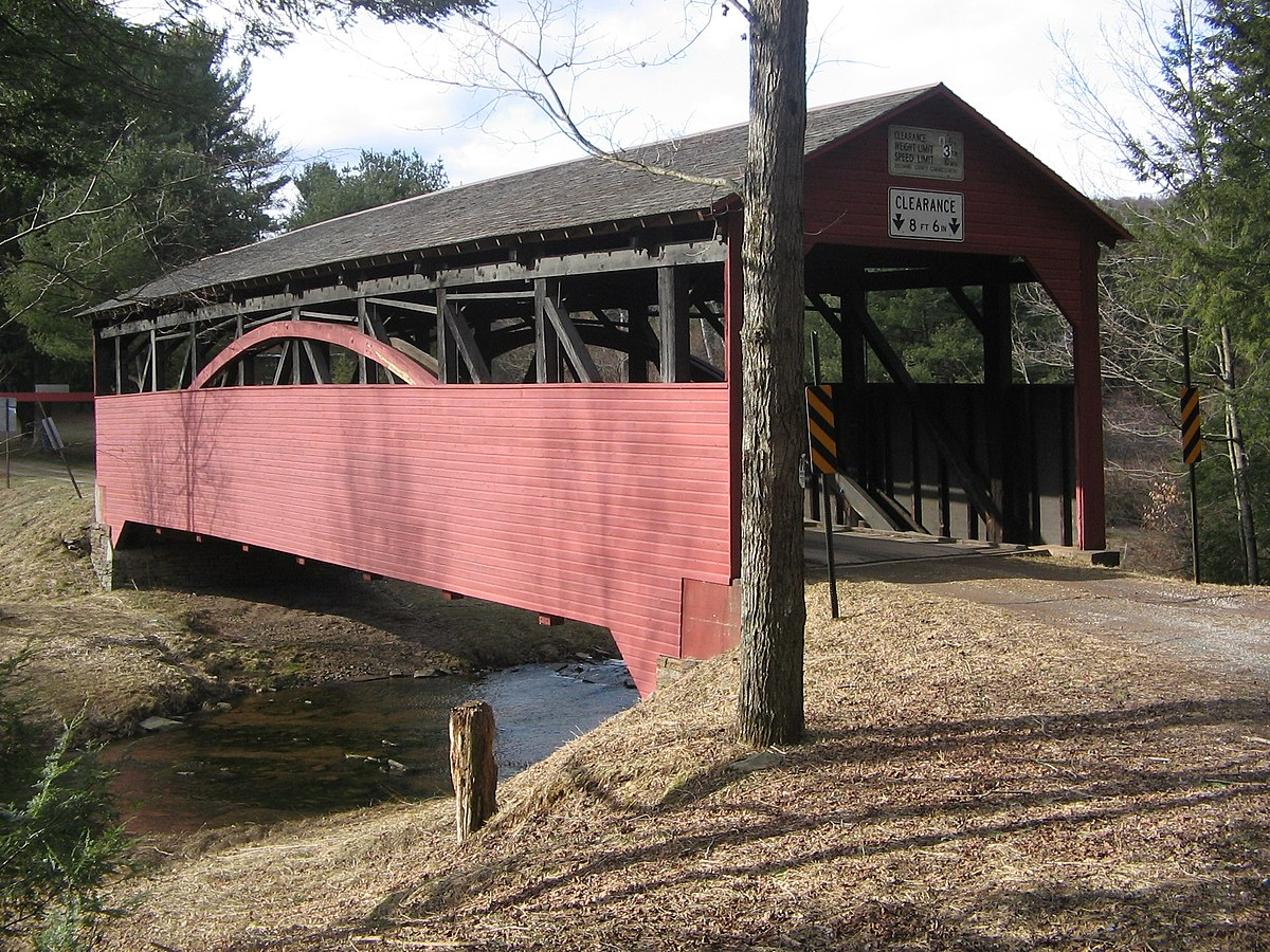 Cogan House Covered Bridge Wikipedia