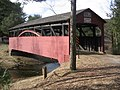 Larrys Creek Covered Bridge 2.JPG