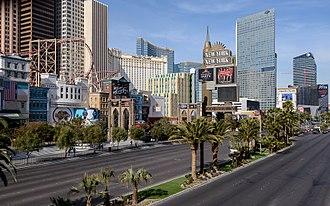 Las Vegas Strip - Image: Las Vegas (22096744189)
