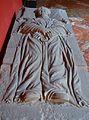 Lastra funerària del doctor Joan de Celaya, Museu de Belles Arts de València.JPG