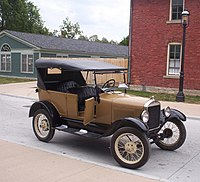 1927-es Ford T-modell