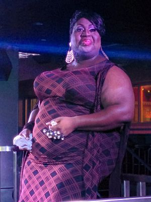 Latrice Royale - Royale in February 2015