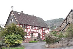 Auweg in Aschaffenburg