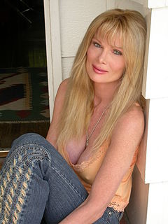 Laurene Landon Canadian actress