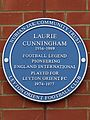 Laurie Cunningham 1956-1989 football legend pioneering England International played for Leyton Orient FC 1974-1977.jpg