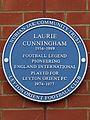 Laurie Cunningham 1956-1989 football legend pioneering England International played for Leyton Orient FC 1974-1977.jpg
