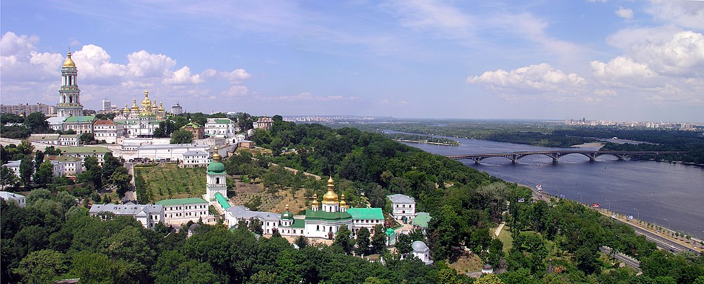 Lavra panorama-kijev
