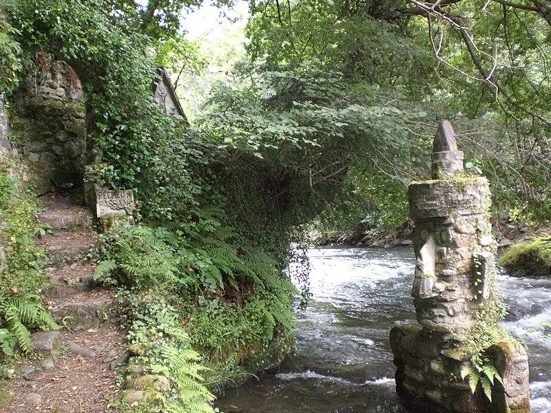 Le Jardin de Pierres (agost 2008)