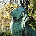 Le Lion de Nubie et sa proie by Auguste Cain, Paris 2012 06.jpg