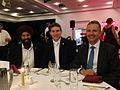 Leaders of Canberra, Australia at Anglo-Indian Ball.jpg