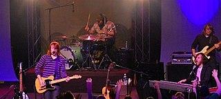 Leeland (band) band that plays Christian rock