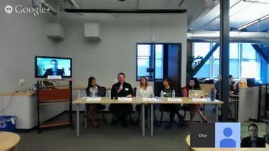 File:Legal, Technological, and Social Barriers to Free Knowledge (panel, WMF, July 31, 2014).webm