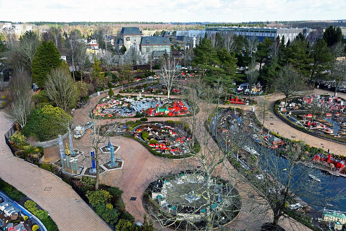 File:Legoland Billund - Miniland.jpg - Wikimedia Commons