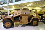 Leichter Panzerspähwagen Sd.Kfz 222 - Collings Foundation - Massachusetts - DSC06801.jpg