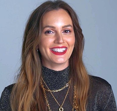 Picture of a band or musician: Leighton Meester
