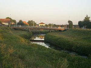 Lepenica (Great Morava) - Image: Lepenica Batočina