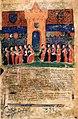 Les capitouls toulousains en 1437-1438, devant la Tour du Pont de la Daurade (versus Saint-Cyprien).jpg