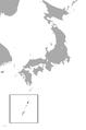 Lesser Ryukyu Shrew area.png