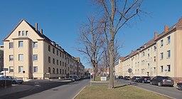 Ebertstraße in Seelze