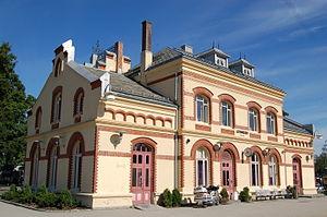 Levanger - Image: Levanger stasjon