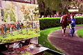 "Lexington Kentucky - Keeneland Race Track ""Painting the Paddock"" (2144677453) (2).jpg"