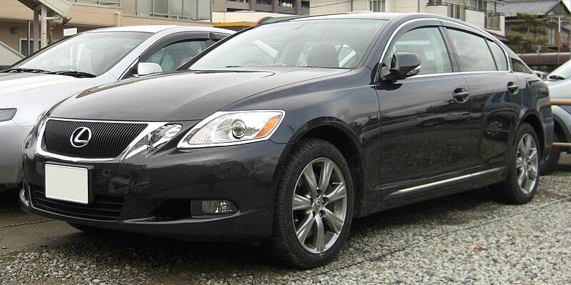 File:Lexus GS 350 AWD