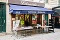 Librairie Leks, 19 rue Pierre Lescot, Paris 2013.jpg