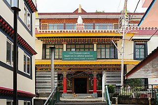 Library of Tibetan Works and Archives library