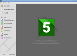 LibreOffice 5.0.3 et in Knoppix 7.2.png