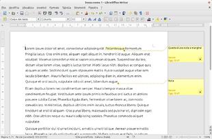 cd1018977448 LibreOffice Writer, un software libero di videoscrittura