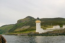 Lighthouse, Holy Island, Arran - geograph.org.uk - 185791.jpg