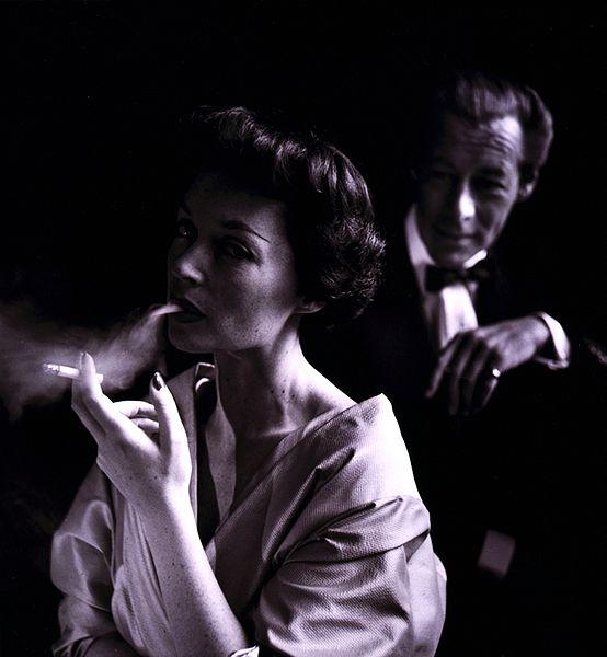 File:Lilli Palmer & Rex Harrison by Toni Frissell 1950.jpg