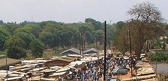 Timeline of Lilongwe - Image: Lilongwe market