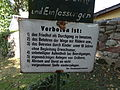 Lindena Friedhof - Tafel.JPG