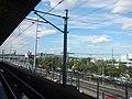 Line 2 Santolan Station Westbound Tracks.jpg