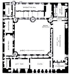 Chantilly Restaurant Chateau Mariage