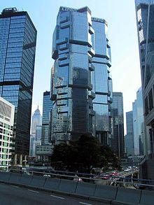 מבני משרדים בהונג קונג