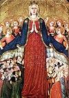 Lippo memmi, madonna della misericordia, Kapelle des Unteroffiziers, Dom, Orvieto.jpg