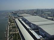 «Парк наций» в Лиссабоне, построенный для проведения в 1998 году Всемирной выставки, давшей толчок современному экономическому развитию страны.