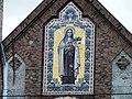 Lisieux-i Szent Teréz-mozaikkép - Budapest, VIII. kerület, Kerepesi út 3 - panoramio - franek2 (10).jpg