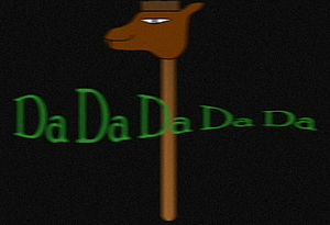 is the logo of Dadaist Profesional