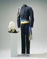 Livréfrack kammarpage, 1850-1900 - Livrustkammaren - 13872.tif