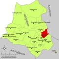 Localització d'Argeleta respecte de l'Alt Millars.png