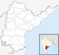 Location map India Andhra Pradesh (1956-2014).png