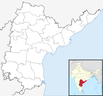 Location map India Andhra Pradesh (1956-2014).png
