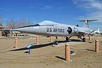 Lockheed F-104C Starfighter '70915' (26997561464).jpg