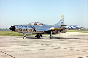 Image illustrative de l'article Lockheed F-94 Starfire